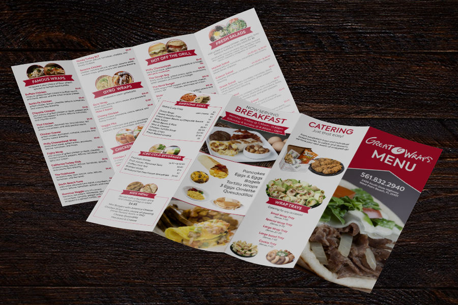 print design, great wraps